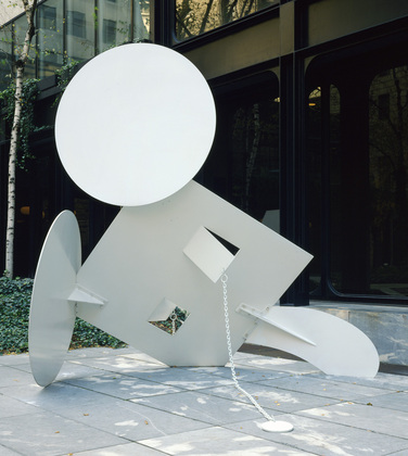 Geometric Mouse, Scale A, 1975 - Claes Oldenburg