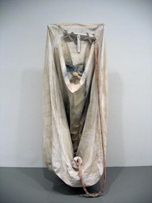 Soft Bathtub (Model)—Ghost Version, 1966 - Claes Oldenburg