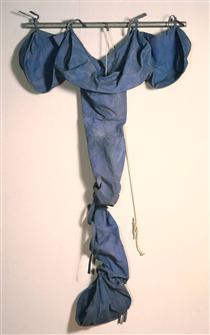 Soft Drainpipe - Blue (Cool) Version - Клас Ольденбург