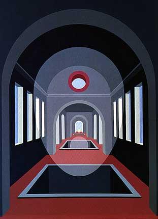 Transection #15, 1972 - Кларенс Холбрук Картер