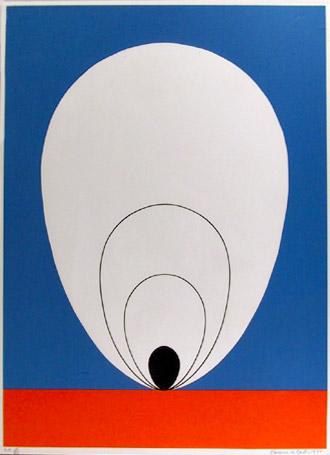 Tulip, 1978 - Clarence Holbrook Carter