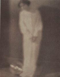 Experiment #27 (collaboration with Stieglitz) - Clarence White