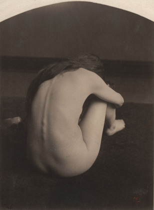 Nude, 1900 - Clarence White