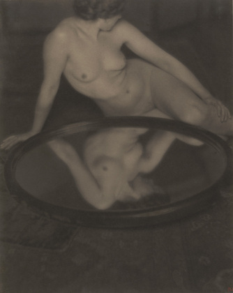 Nude, 1909 - Clarence White