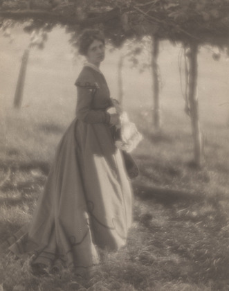 Under the Arbor, 1906 - Clarence Hudson White