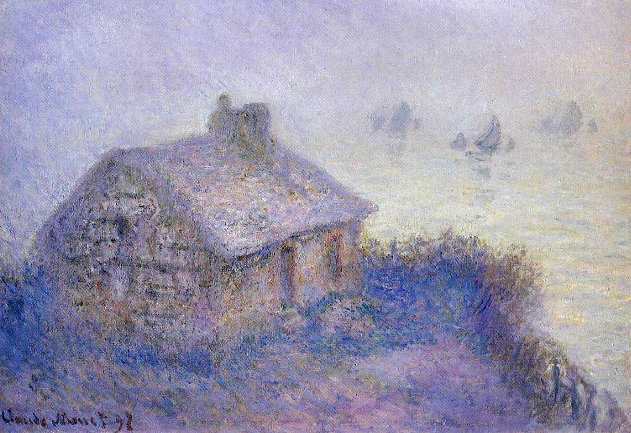 Color-Claude- Monet-Aduana-Varengeville