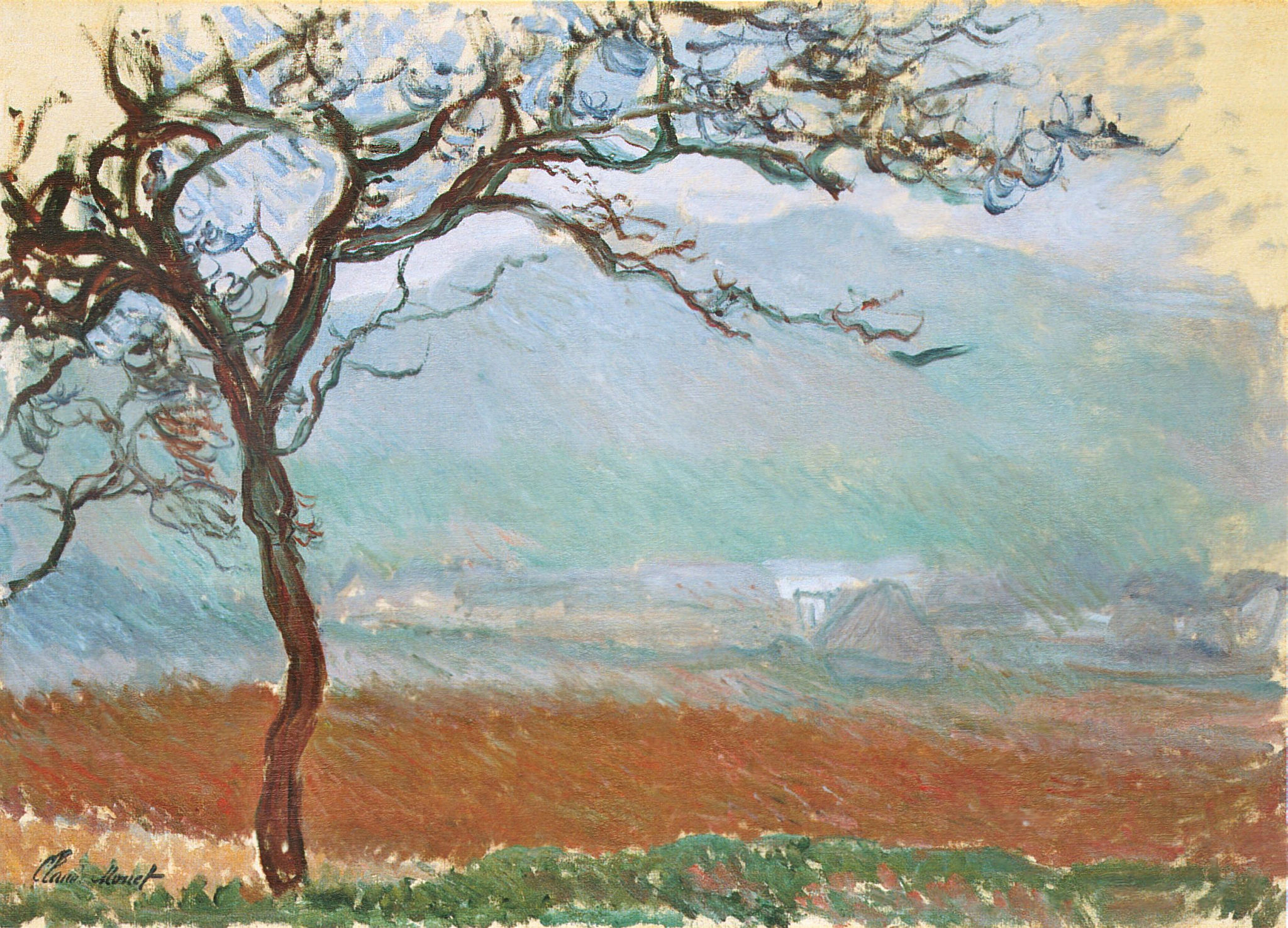 claude monet landscape...