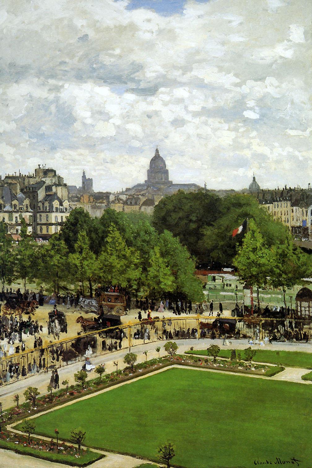 The Garden of the Princess, 1867