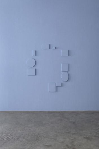 dé-finition/méthode #257: hors cadre - Claude Rutault