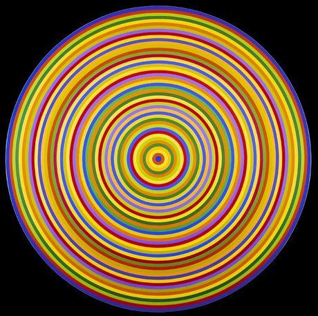 Chromatic Accelerator, 1967 - Claude Tousignant