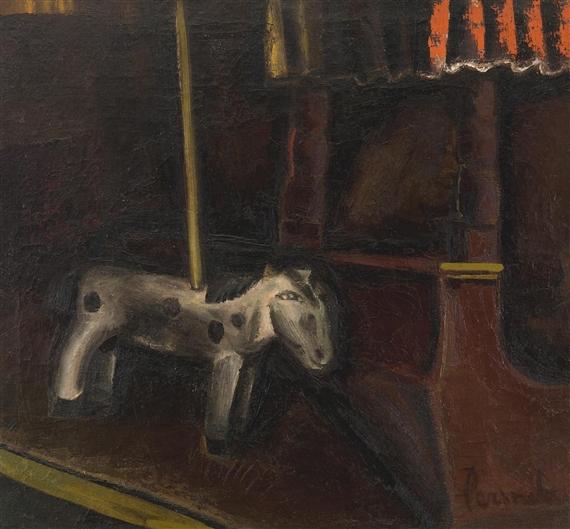 Le Cheval de Carrousel, 1923 - Constant Permeke