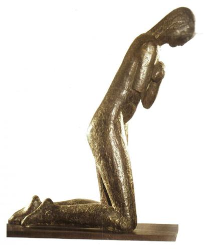 The Prayer - Constantin Brancusi