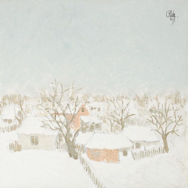 Childhood Winter