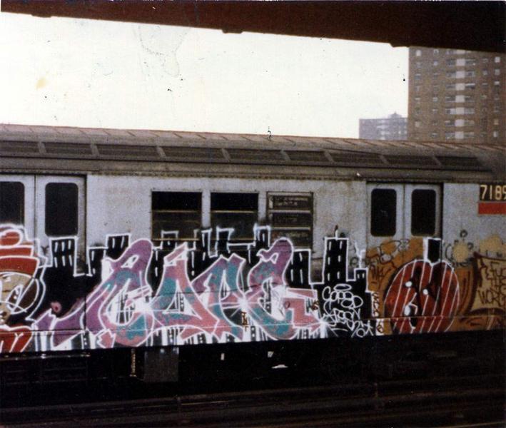 Train, 1984 - Коуп 2