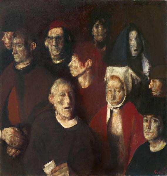 Fellow Citizens, 1974 - Corneliu Baba