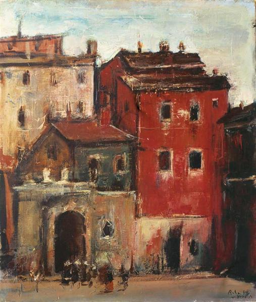 Venice, 1957 - Corneliu Baba