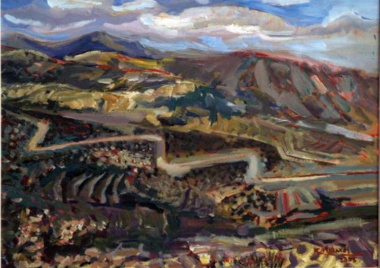 Landscape - Costas Niarchos