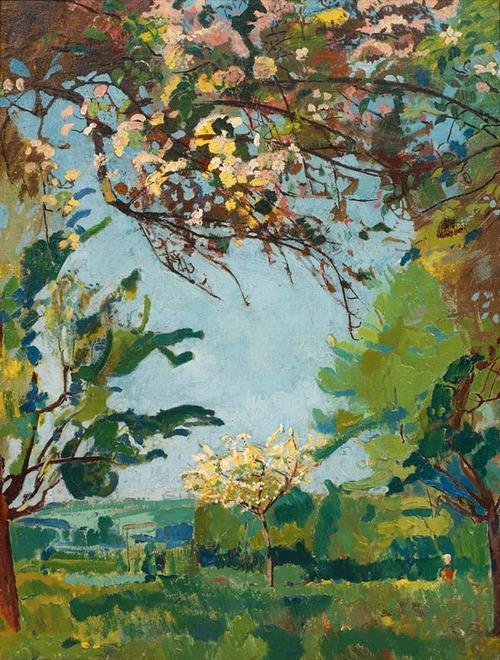 Blütenzeit, 1926