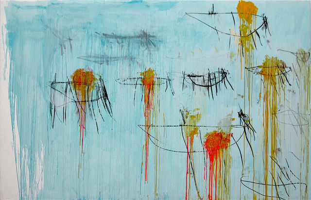 Lepanto, Part III, 2001 - Cy Twombly - WikiArt.org