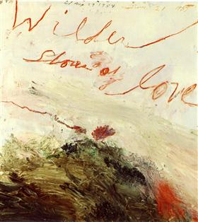 Wilder - Cy Twombly