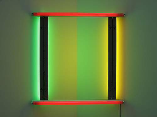 Untitled (to Bob and Pat Rohm), 1970 - Dan Flavin