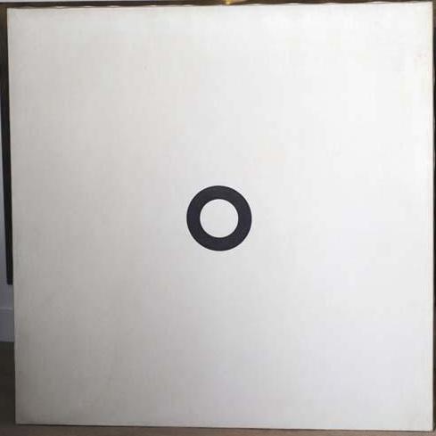 Cercle noir sur fond blanc, 1967 - Даниель Бюрен