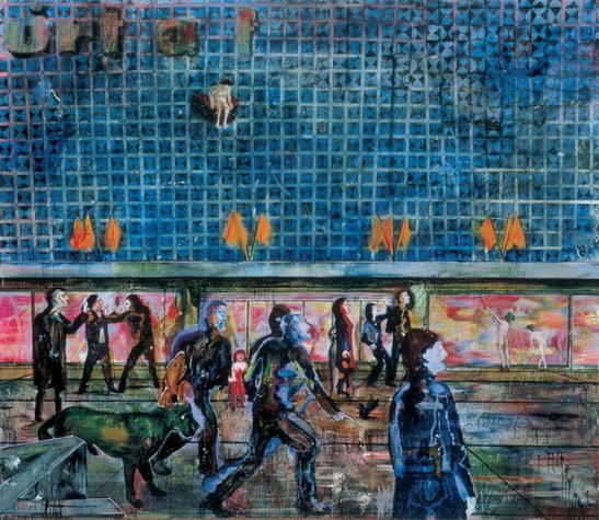 Gedion, 2002 - Daniel Richter