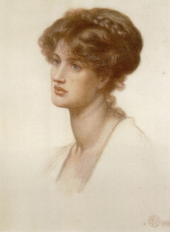 Portrait of Mrs. William J. Stillman, 1869