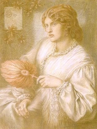 Woman with a Fan, 1870