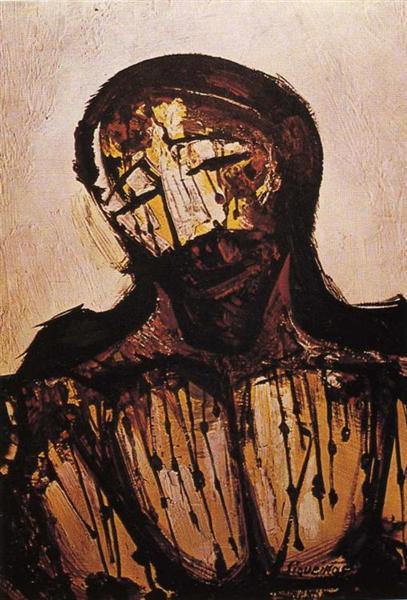 Christ - David Alfaro Siqueiros