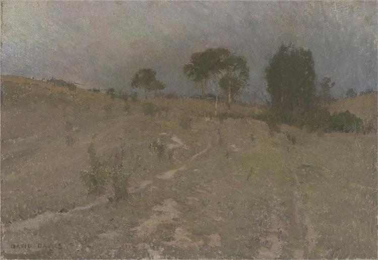 Evening, 1895 - David Davies
