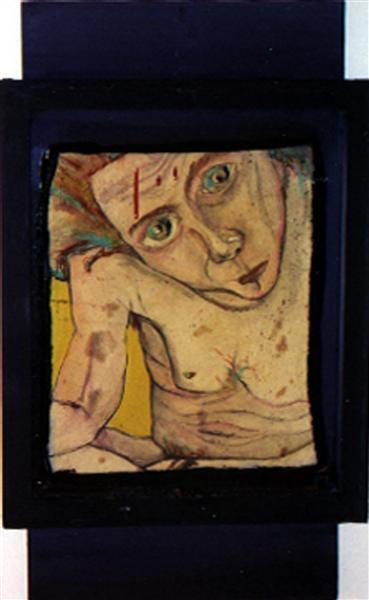 Self Portrait, 1994 - Дэвид Майкл Хиннебуш
