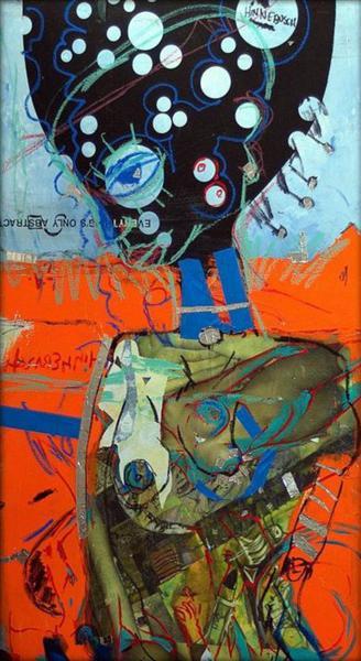 Twiga Lady, c.2006 - c.2012 - David Michael Hinnebusch