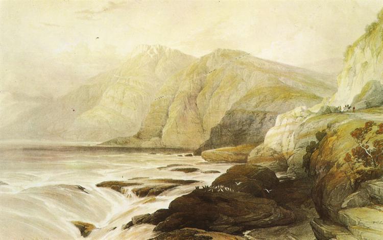 Cape Blanco - David Roberts