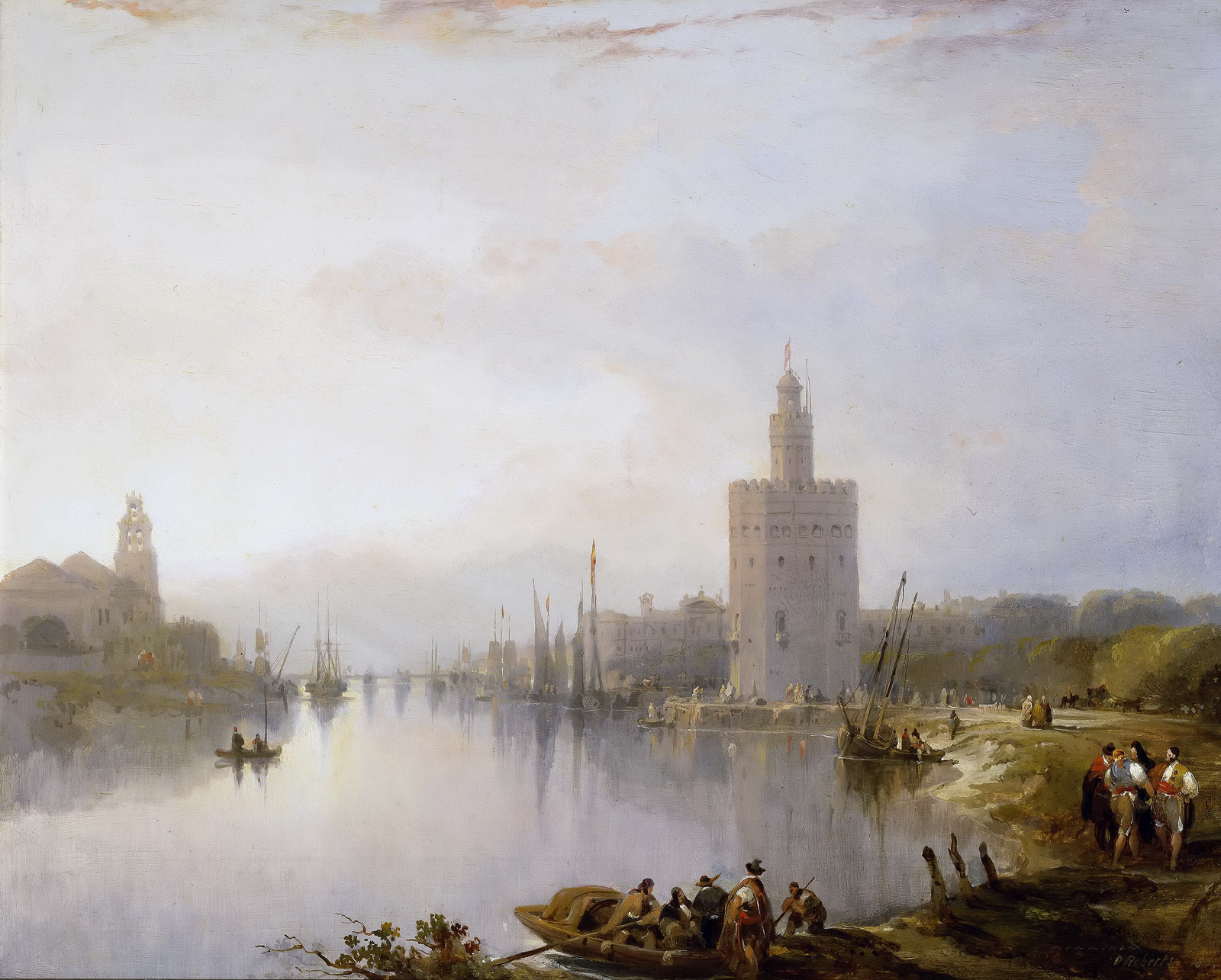 The Golden Tower, 1833
