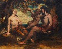 Mythological Group - Девід Ск�тт