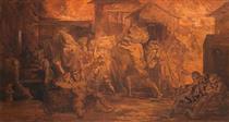 The Fire of London - Девід Ск�тт