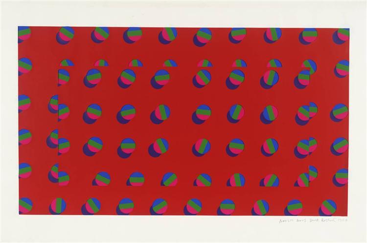 Output, 1966 - Derek Boshier