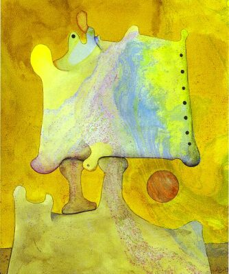 The Obsessional, 1992 - Desmond Morris