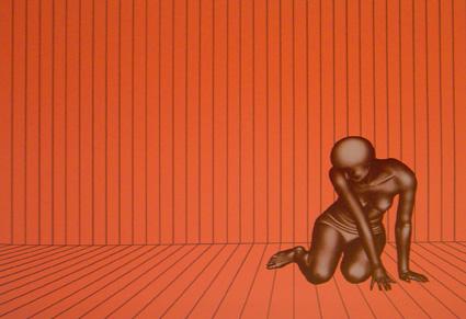Nr.4 o.T.., 1970 - Dieter Asmus