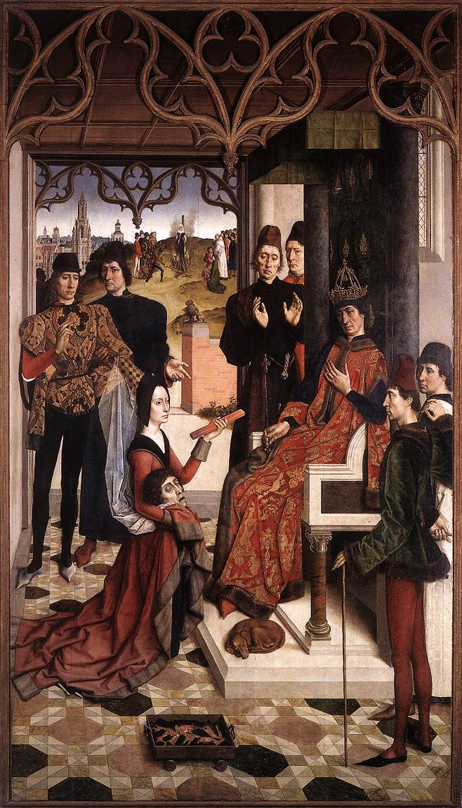 Justice of the Emperor Otto: The Ordeal by Fire, 1470-1475