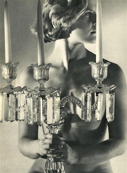 Candelabra, 1935 - Dora Maar