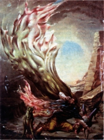 The Temptation of Saint Anthony, 1945 - Dorothea Tanning