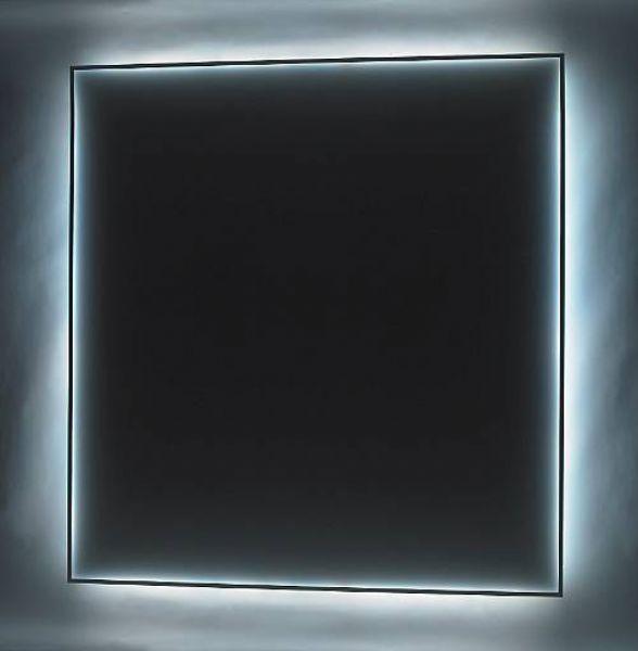 Untitled (Light Encasement) - Doug Wheeler