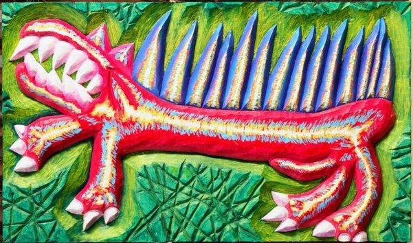 Wet Dog, 2008 - Dumitru Gorzo