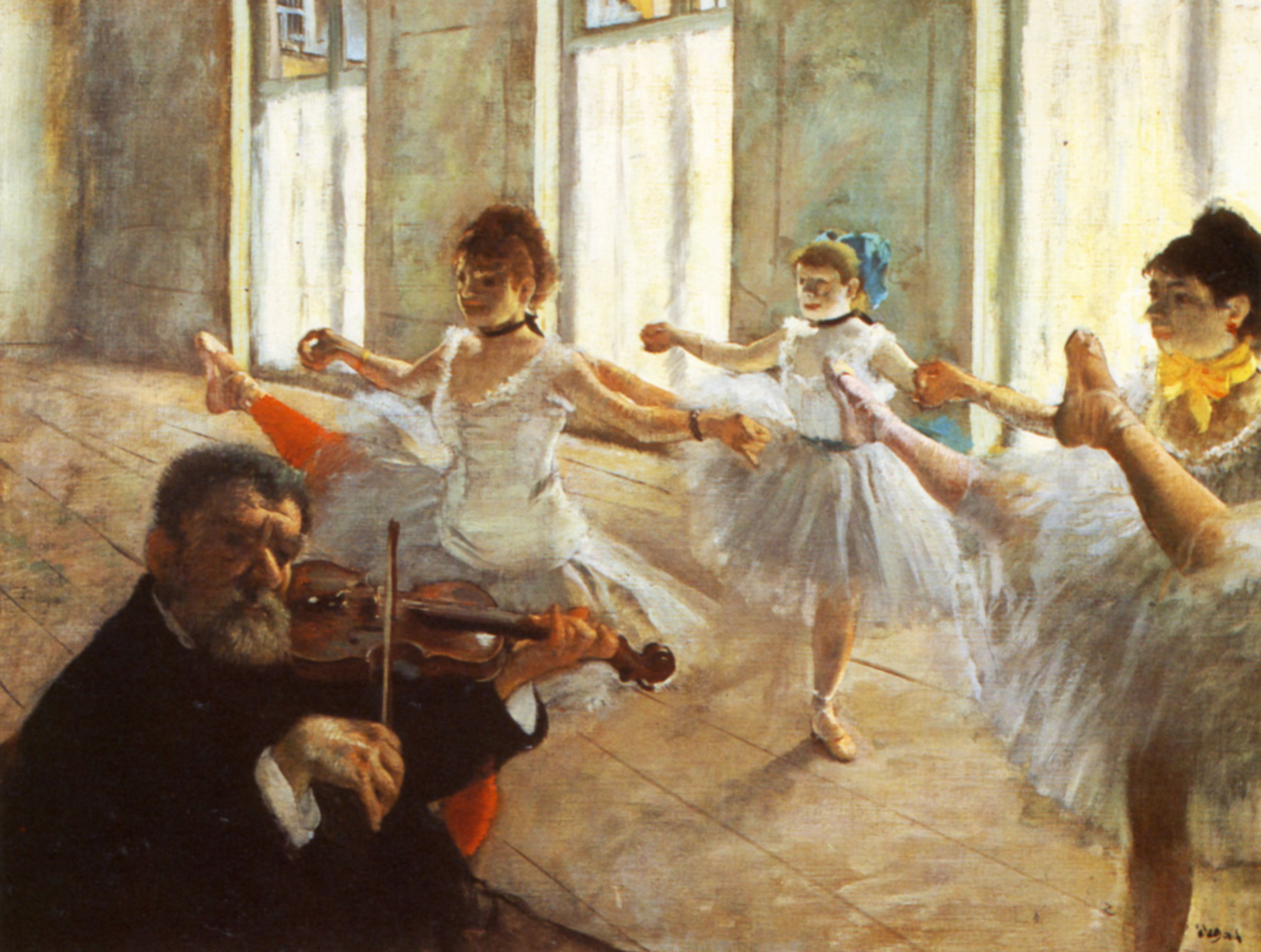the life and works of edgar degas Known for his famous paintings of parisian life and ballet dancers, french artist edgar degas helped establish the impressionist movement in art during the nineteenth century.