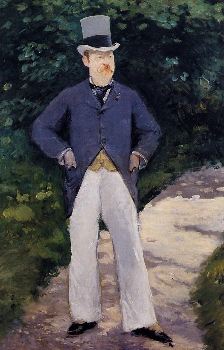 Картинки по запросу portrait of monsieur brun