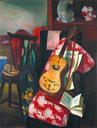 Guitarra Minhota, 1943 - Eduardo Viana