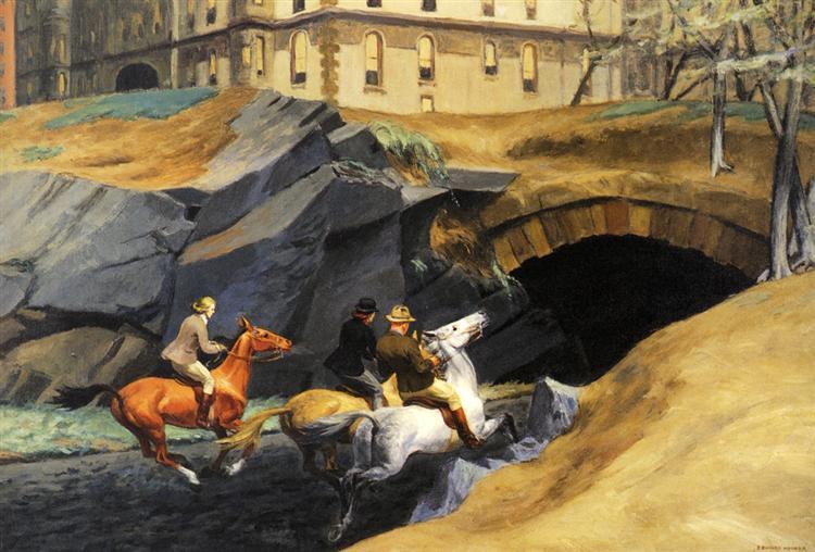 Bridle Path, 1939 - Edward Hopper
