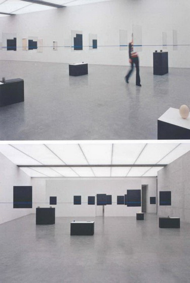 Installation views - Edward Krasinski